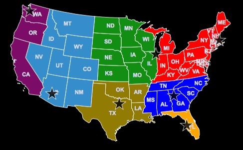 AAA Map